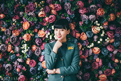 WIL_7585-5 (WillyYang) Tags: 50mm 50mmf12 50l portrait evaair cabincrew