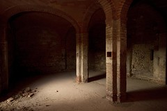 Sacro e profano / Abandoned (Cristianella) Tags: podere pieve abbandonato farmhouse abandoned cloister