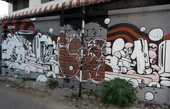 streetart and graffiti in chiang mai (wojofoto) Tags: streetart graffiti thailand chiangmai wojofoto wolfgangjosten 2017