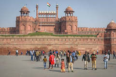 Red Fort Selfies (luke.me.up) Tags: india delhi newdelhi nikon d810 fort redfort
