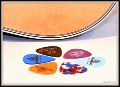 Three-Sided - Guitar Picks (zendt66) Tags: zendt66 nikon d7200 zendt 52weeks2017 weekly photo theme threesided three sides sided triangle picasa fotodiox guitar pick picks
