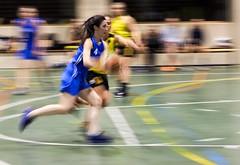 Corre, corre!!!! (jocsdellum) Tags: corre run basquet moviment movimiento baloncesto barrido cameramovement