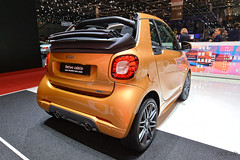 DSC_0273_DxO (Pán Marek - 583.sk) Tags: genéve geneva motorshow palexpo smart brabus ultimate 125 fortwo for two for2