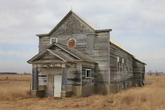 Garfield Township Hall - rural Beresford, SD (The Bouncing Czech) Tags: southdakota beresfordsd