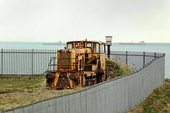 Coast to Coast (Kingmoor Klickr) Tags: yorkshireengine britishsteel skinningrove carlinhow industrial railway locomotive corus workington 2825 309