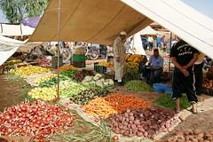 Marketplace (DirkVandeVelde on and off) Tags: afrika afric afrique marocco marrakech maroc marokko markt market sony groente