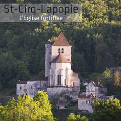65x65mm // Réf : 15151001 // Saint-Cirq-Lapopie