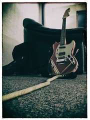 Coil (shortscale) Tags: guitar fender mustang proberaum