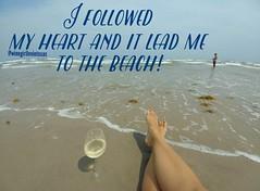 Happy Place (Wine Girl Lovin' Texas) Tags: texascoast texasbeach texas beach oceanview ocean