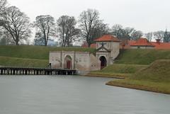 Kastellet, Copenhagen (stephengg) Tags: copenhagen denmark february kastellet citadel lake fortress