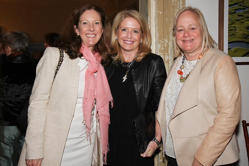 Cynthia McClintock, Lucy Anda and Elizabeth Woods