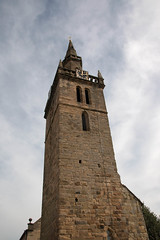 Cupar Old Parish Church, Fife (Bill Cumming) Tags: fife cupar church churchofscotland historic tower steeple