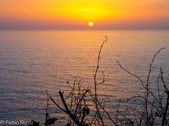 Ginostra (fabiorizzo72) Tags: ginostra isole eolie messina sicilia sicily italia italy mare tramonto sea