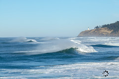 Cresting Mist (BrettLarson50) Tags: 2017 pacificcoast longbeach pacificocean northhead pnw northheadlighthouse northjetty waves ilwaco washington unitedstates us