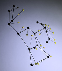 Constellation (Lightcrafter Artistry) Tags: macro photography macrophotography creative constellations orion pins needles shadows light contrast design astronomy humans universe earth stars conceptual art space mythology
