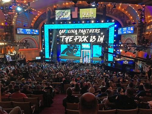 NFL Draft, Chicago 2016