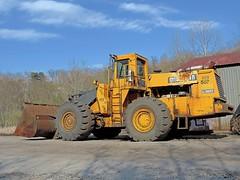 Michigan L320 (2) (Proto-photos) Tags: michigan l320 heavyequipment machinery construction frontendloader vehicle wheeled bucket connellsville pennsylvania