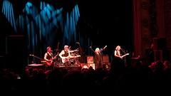 Patti Smith in concert, Sydney, 09/04/17 (geemuses) Tags: pattismith punk rockmusic music rockandroll rocknroll horses album lp performance entertainment show gig statetheatre sydney nsw australia lennykaye tonyshanahan audience