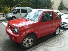 Suzuki (Jusotil_1943) Tags: 02062013 coche auto car redcars