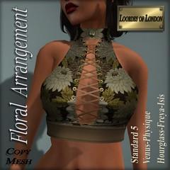 Loordes of London-The Floral Arrangement-#4 1 (loordesoflondon) Tags: my 60l secret sale 4717