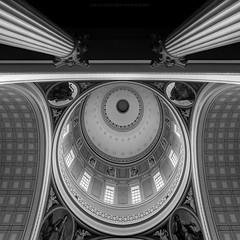 Vista (Sascha Gebhardt Photography) Tags: nikon nikkor d800 1424mm lightroom kirche fototour fx photoshop roadtrip reise reisen potsdam brandenburg travel tour bw sw