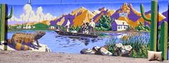 Tucson Mural (galiuros) Tags: mural tucson tucsonarizona arizona joepagac