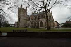 Cathedral Church of St. Peter (Fotorob) Tags: devon engeland kerk kerkenkerkonderdeel architecture anoniem gotisch religieuzegebouwen stijl england architectura architectuur exeter