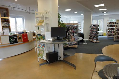 Bibliothek im FoKuS Selm