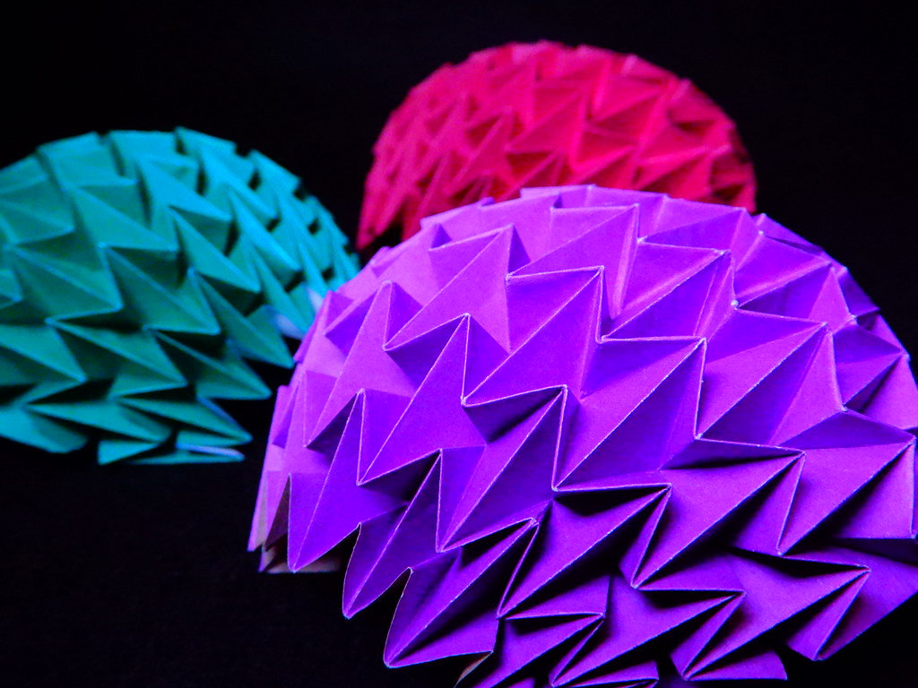 The World's Best Photos of tessellation and waterbomb ... - photo#44