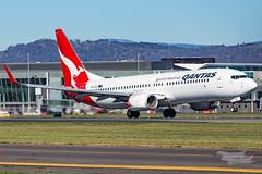 VH-VZZ QF B738 35 YSCB-6659 (A u s s i e P o m m) Tags: canberra australiancapitalterritory australia au qantas qf boeing b738 cbr yscb canberrainternationalairport