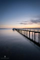Morning hour @ Firth of Kiel (Patrick Pohlmann Outdoorfotografie) Tags: kielerförde firth kiel ostsee balticsea sunrise sonnenaufgang morning morgen schleswigholstein meer seascape sony slt a77 alpha a77ii 77 sigma 1020mm sky clouds himmel wolken
