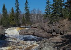 Temperance River (Tericksonphotography) Tags: north shore mn minnesota bean bear lake overlook banning state park temperance river kettle