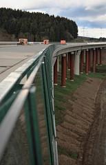 Curved (_dankhn) Tags: sauerland baustelle hochsauerland germany deutschland brücke bridge curved line view constructionsite roadworks bestwig