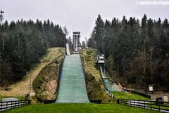 #2 (agapajak) Tags: skijumping sport snow hills outside wanderlust trip travel travelling germany beautiful winter explore