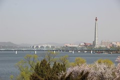 (julianinlondon) Tags: juche river north korea pyongyang dprk