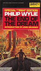 Philip Wylie - The End of the Dream (ortokur01) Tags: philip wylie endoftheworld 1973 cover art twintowers scifi dystopia