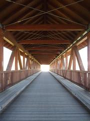 Pionierbrücke Templin (judith74) Tags: brandenburg uckermark templin pionierbrücke