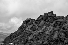 Mount of the deads, Etna - sicily (Giovamilo_90) Tags: mount mountain montagna monte deads morti montedeimorti mountofthedeads etna sicily italy blackandwhite filter black white biancoenero