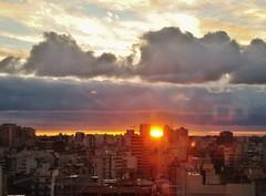 DSC09192 (30-03-2014 18.54hs) (marialuz_fernandez) Tags: sunset storm rain atardecer lluvia buenosaires sony tormenta gv dscw125 cloudsstormssunsetssunrises