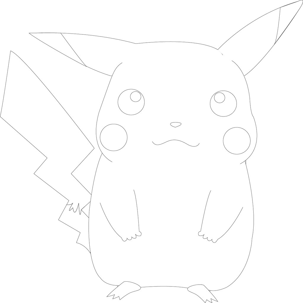 The world 39 s newest photos of mignon and pikachu flickr - Dessin pikachu mignon ...