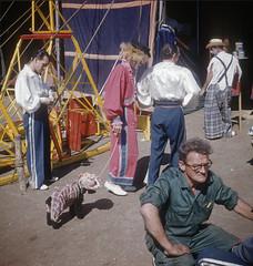 Cristiani Bros Circus - 1959 (Brad Smith) Tags: losangeles circus clowns 1959 panpacificauditorium georgemann cristianibrotherscircus