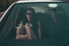 behind insect-splattered windscreen (gorbot.) Tags: sunset portrait car spring dusk roberta countryroad lightroom rangefindercamera pantalica mmount leicam8 voigtlander28mmultronf19 vscofilm stradaprovinciale28