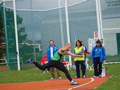 Memorial Slvia Mazn 2010 (F. Ovies) Tags: gijn asturias atletismo lanzamientos
