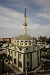 Dr Tevfik Baar Camisi (Hseyin Baaolu 4) Tags: turkey trkiye architectural turquie troia mimari truva ant biga turkei dardanel anakkale sigma1020mmf456exdchsm pegai nikond300s hseyinbaaolu