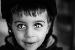 can you take a picture of me? (adnansharbaji) Tags: light boy italy 50mm eyes niko d3 udine strret