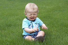 May 2014 (Amy Fleming) Tags: portrait baby nature face outside photography amy crying fleming