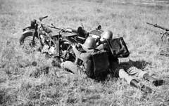 """Danish soldiers with a 20 mm Madsen cannon • <a style=""""font-size:0.8em;"""" href=""""http://www.flickr.com/photos/81723459@N04/13998364843/"""" target=""""_blank"""">View on Flickr</a>"""