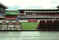 Farewell. (ekaintc) Tags: old football stadium catedral bilbao estadio bizkaia euskadi basquecountry ftbol athleticclub sanmams agur