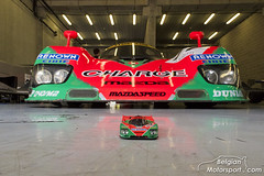 Mazda 767B (belgian.motorsport) Tags: auto classic zoom c 4 group racing historic peter event zoomzoom mazda circuit spa charge rotary rotor francorchamps 2014 wankel youngtimer groupc 26b 767b