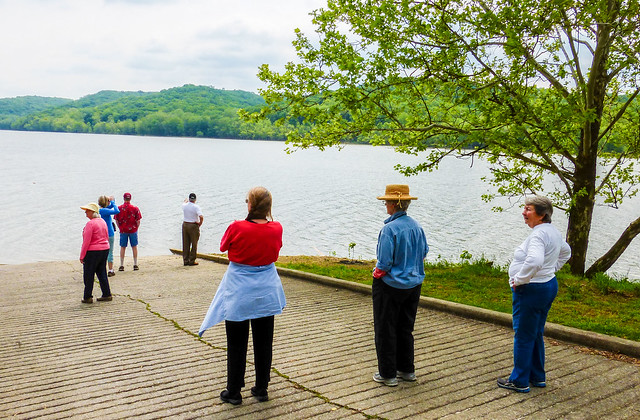 Lake Monroe Watershed Ecotour - Endwright Center - May 20, 2014